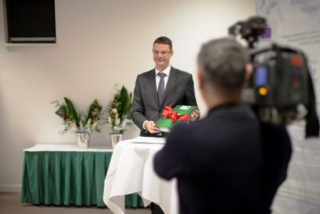 Martin Húska, Ministerstvo životného prostredia SR